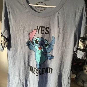 Juniors Stich t-shirt